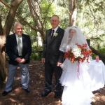 Brideandgroomandbestman